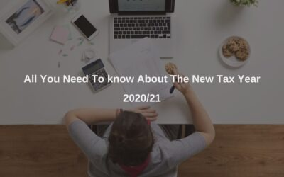 2020/21 Tax Year – What's Changed?
