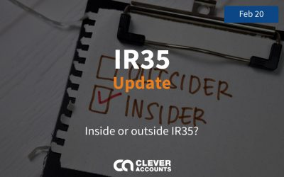 IR35 Rules – What should you do if your contract is inside IR35?