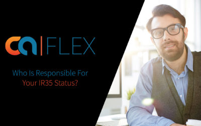 Who's Responsible for your IR35 status?