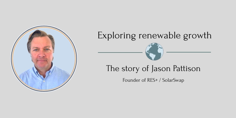 Jason Pattison - reflecting on 30 years in self-employment
