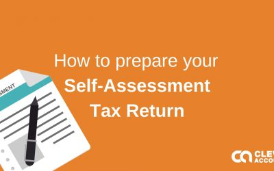 How to Prepare Your Self-Assessment Tax Return