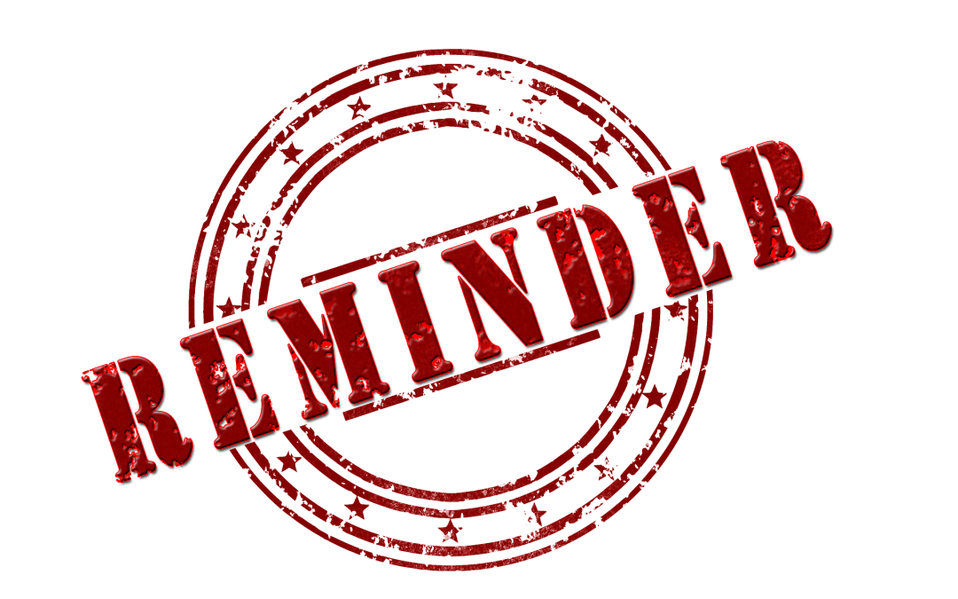 Personal Tax Bill and Payment on Account – Now Due!